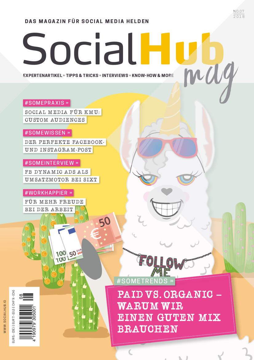 SocialHub Mag 7