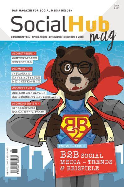 SocialHub Mag 8