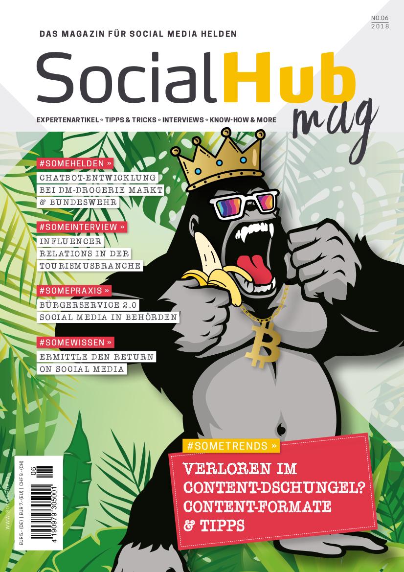 SocialHub Mag #6