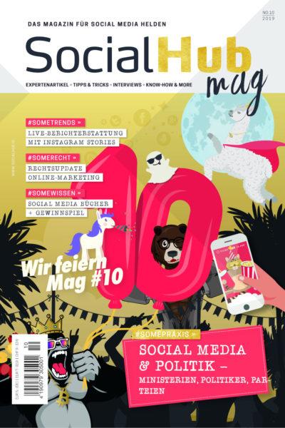 SociaHub Mag #10