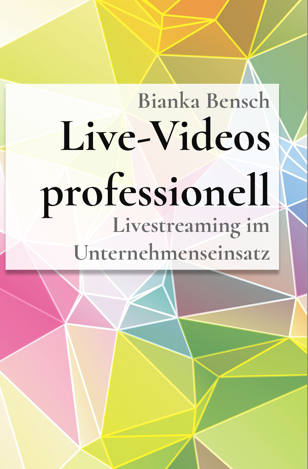 Cover Live-Videos professionell